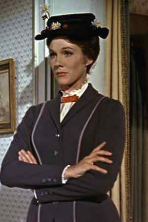 Julie Andrews Maija Poppasena