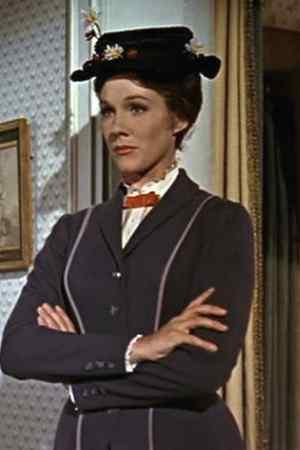 Julie Andrews Maija Poppasena