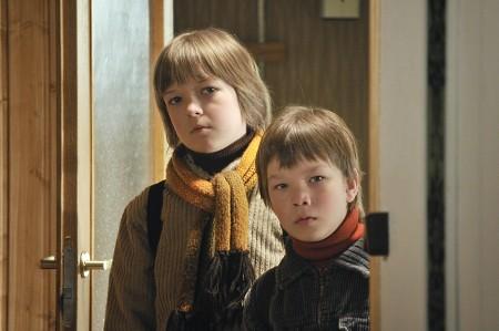 Rupert (Ilmari Järvenpää) ja Evert (Onni Tommila) sulattavat sydämet