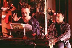 Philip Seymoure Hoffman ja Robert De Niro