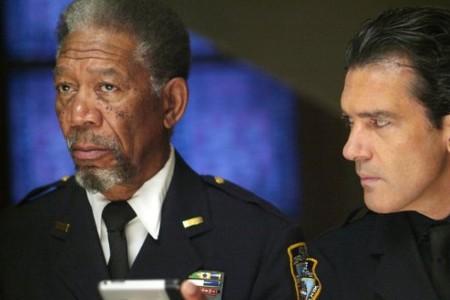 Antonio Banderas, Morgan Freeman