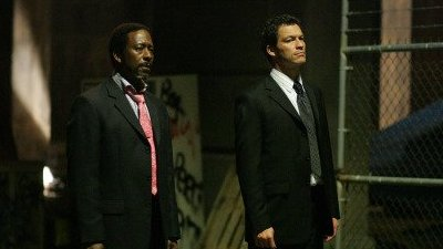 Clarke Peters, Dominic West