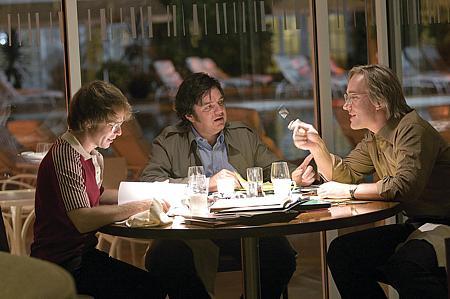 Sam Rockwell, Oliver Platt ja Matthew Macfadyen.