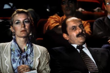 Jean-Pierre Bacri ja Christiane Millet