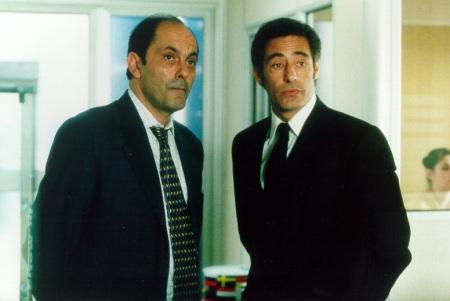 Alain Chabat ja Gérald Lanvin