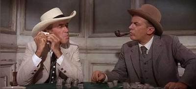 James Stewart ja Arthur Kennedy