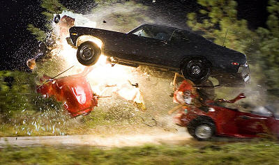 Grindhouse Death Proof, 2007