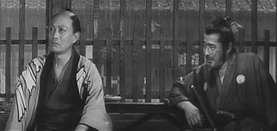 Kyu Sazanka ja Toshiro Mifune