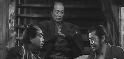 Nimetön samurai aiheuttaa hämmennystä