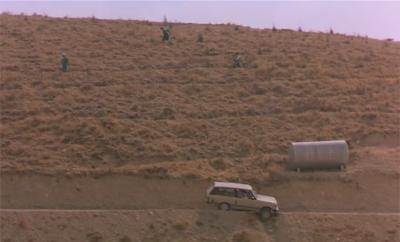 Iranilaisuus Abbas Kiarostamin elokuvissa