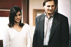 Sandra Bullock ja Liam Neeson