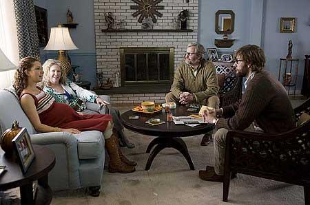 Maya Rudolph, Catherine O´Hara, Jeff Daniels ja John Krasinski