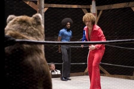 Will Ferrell vs. mesikämmen