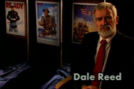 Kertojaääni Dale Reed