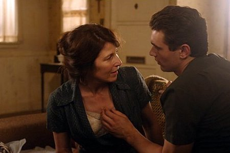 Catherine Keener ja James Franco