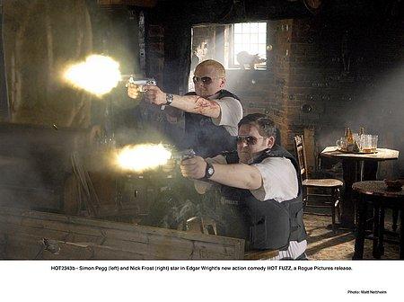 Simon Pegg ja Nick Frost
