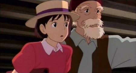 Shizuku ja Seijin isoisä