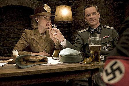 Diane Kruger ja Michael Fassbender