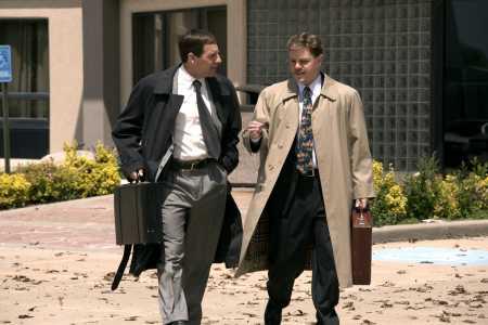 Scott Bakula ja Matt Damon