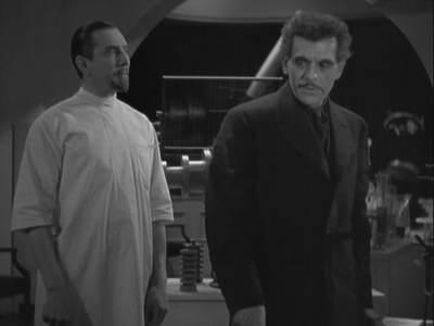 Bela Lugosi ja Boris Karloff