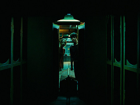 Saoirse Ronan ja Harry Treadaway