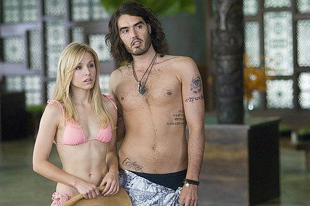 Kristen Bell ja Russel Brand