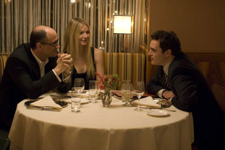 Elias Koteas, Gwyneth Paltrow ja Joaquin Phoenix