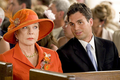 Shirley MacLaine ja Mark Ruffalo