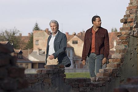 Richard Gere ja Terrence Howard.