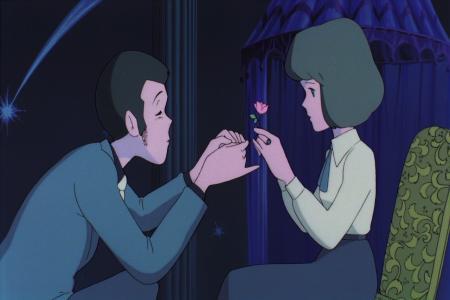 Lupin III ja kaunis Clarice