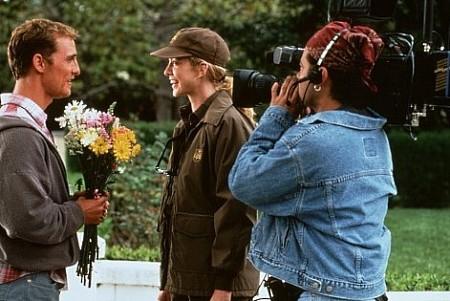 Matthew McConaughey ja Jenna Elfman