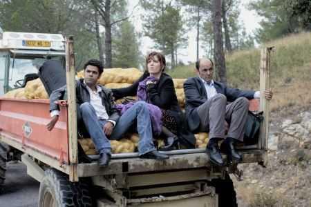 Jamel Debbouze, Agnès Jaoui ja Jean-Pierre Bacri