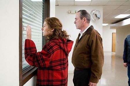 Susan Sarandon ja Tommy Lee Jones.