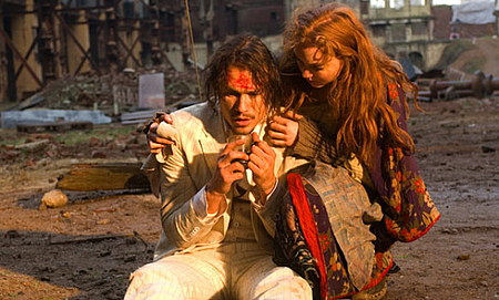 Heath Ledger ja Lily Cole