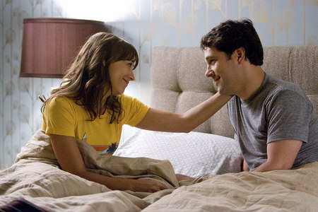 Rashida Jones ja Paul Rudd
