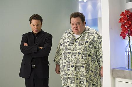 Chris Kattan ja Preston Lacy.