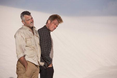 George Clooney ja Ewan McGregor