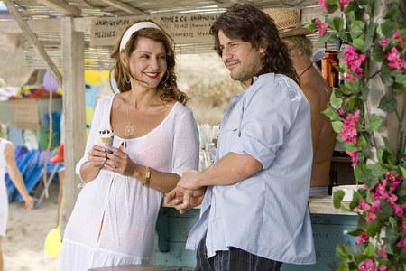 Nia Vardalos ja Alexis Georgoulis