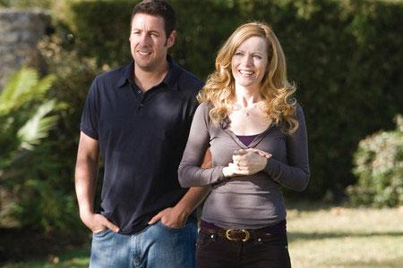 Adam Sandler ja Leslie Mann
