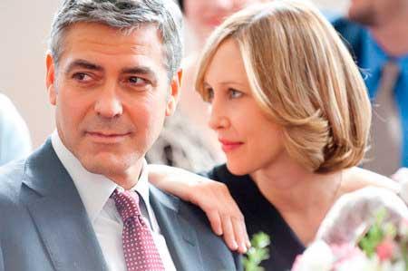 George Clooney ja Vera Farmiga