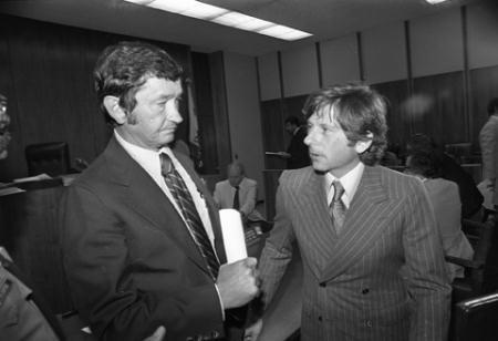 Douglas Dalton ja Roman Polanski
