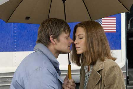 Steve Zahn ja Jennifer Aniston