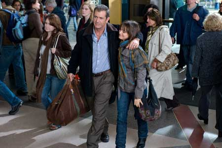 Mel Gibson ja Bojana Novakovic