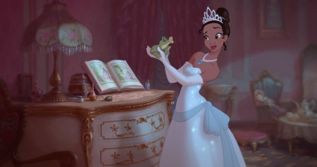 Prinsessa ja sammakko