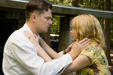 Leonardo DiCaprio ja Michelle Williams