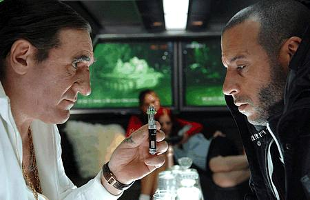 Gérard Depardieu ja Vin Diesel