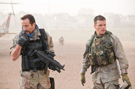 Matt Jason Isaacs ja Matt Damon