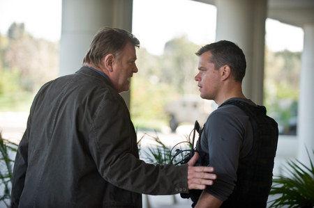 Brendan Gleeson ja Matt Damon