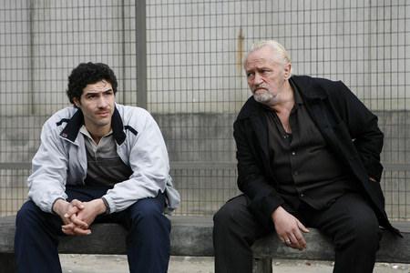 Tahar Rahim ja Niels Arestrup