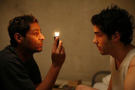 Hichem Yacoubi ja Tahar Rahim